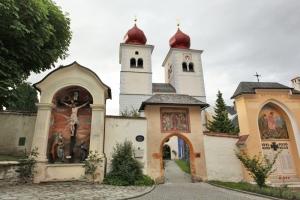 Stiftskirche Millstatt am See
